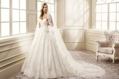 Eddy K wedding dress 2016