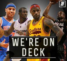 We got next. #NBA #TAKEOVER #LONZOSPORTSGEAR