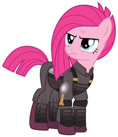 Crystal War Pinkie by cheezedoodle96 on DeviantArt