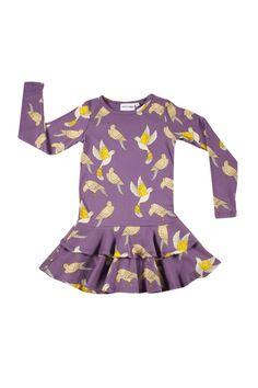 Mini Rodini Doves Dress