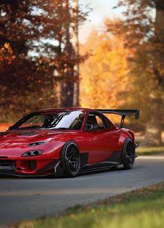Lethal Mazda RX7