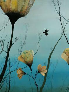 humming bird Ivy Jacobs