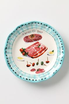 Charcuterie Plate - Anthropologie.com