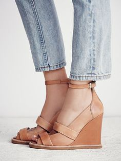 Free People Dakota Wedge