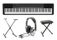 Piano numérique CASIO CDP 130 BK