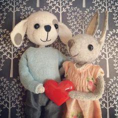 CR150 | Puppy & Bunny Love