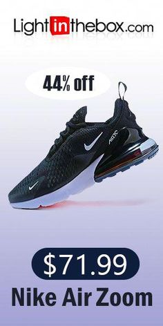 brand new 98569 ac5f3 NIKE Air Zoom Mens and Women s Running Fitness casual Shoes Black   MensFashionSneakers Running Women,