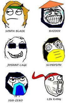 Mortal Kombat Memes. Meme Kombat...