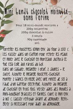 recette gateau chocolat sans gluten sans lactose noisette