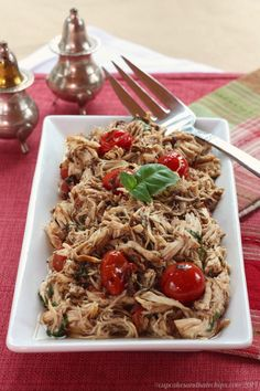 Slow Cooker Tomato Basil Pulled Chicken 2.jpg