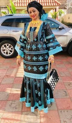 Latest African Fashion Dresses, African Dresses For Women, African Print Fashion, Africa Fashion, African Attire, African Wear, African Women, African Style, Ankara Long Gown Styles