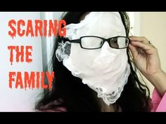 SCARING THE FAMILY! - May 13, 2015 -  ItsJudysLife Vlogs