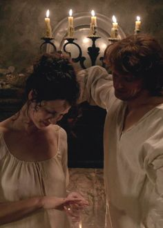 Claire & Jamie - Outlander