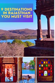 Rajasthan is an exotic land of palaces, forts, culture and history. Here are 9 top destinations to visit in Rajasthan. Rajasthan Travel Guide| India Travel Guide| India Travel Tips| Rajasthan hidden gems| Things to do in Rajasthan| India travel itinerary| #Indiatravel #Rajasthantravel #Indiaguide Travel Destinations In India, India Travel Guide, Asia Travel, Ways To Travel, Best Places To Travel, Cool Places To Visit, Travel Tips, Flight Attendant Life, Backpacking Asia