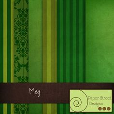 Meg  - Free Digital Papers from Paper Street Designs