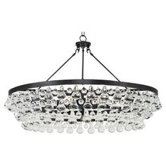 FineLightingDesigns | Bling - Six Light Chandelier