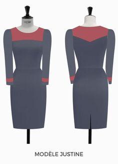 Portrait de Loren qui a testé le concept de robes personnalisables chez Ma robe et moi en créant sa robe Justine sur mesures