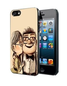 Disney Pixar Carl and Ellie Samsung Galaxy S3/ S4 case, iPhone 4/4S / 5/ 5s/ 5c case, iPod Touch 4 / 5 case