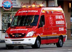 CONOCIENDO UN POCO MÁS A LA UNIDAD DE ASISTENCIA MÉDICA DE LOS #BOMBEROS DE ZARAGOZA, ARAGÓN. (2ª PARTE) http://ambulanciasyemerg.blogspot.com.es/2015/01/BOMBEROS.html