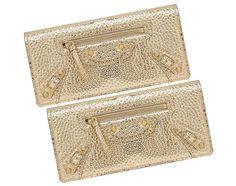 Balenciaga Classic Money In Valentine's Day Gold