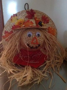 1000 Images About Straw Hat Crafts On Pinterest