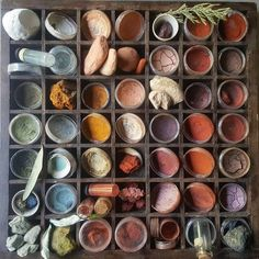 Pigment forager Heidi Gustafson is creating an ochre archive. Using exploration of the land and aided by other foragers, she is chronicling the material. Natural Dye Fabric, Natural Dyeing, Homemade Paint, Earth Pigments, Organic Art, Nature Paintings, Face Paintings, Nature Crafts, How To Dye Fabric