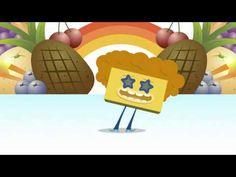 ▶ 15 Kinds of Fruit - Big Block Sing Song - Disney Junior Official - YouTube