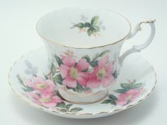 Royal Albert Vintage Fine Bone China Tea Cup by TheVintageFind1, $22.00