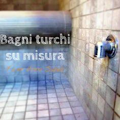 Progettazione e realizzazione bagni turchi su misura