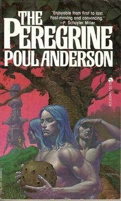 Star Ways (1956)  (The Peregrine)  (The first book in the Psychotechnic League series)  A novel by Poul Anderson
