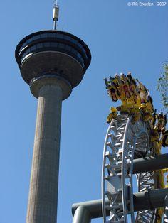 Tornado   Särkänniemi Amusement Park   Finland