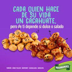 Sonríe que hoy es viernes y tenemos descuentos 10% de descuento en cacahuates seleccionados.  :D👌