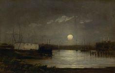 Edward Mitchell Bannister, Untitled, c. 1868