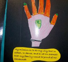 Leader in me ideas - for our Leadership Notebooks. :)
