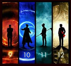 9 is passion and rage, 10 is sorrow and loss, 11 is power and isolation and 12 is cold and ever changing