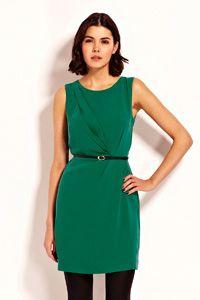 great emerald dress