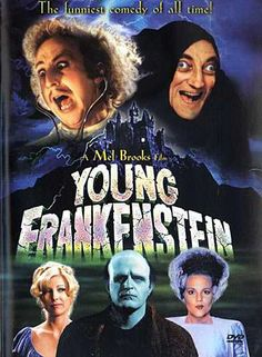 Young Frankenstein - I'm not into the slap stick comedy, but this one had a lot of funny scenes.