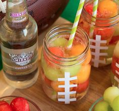The Ultimate Smirnoff Ice NY Football FANtail #gamedayready #smirnoffice
