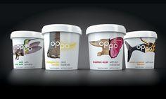 Нейминг бренда мороженого