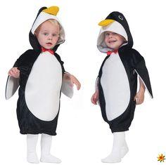 Kinder-Kostüm Pinguin