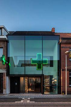Commercial Buildings / Projects / CAAN Architecten / Gent