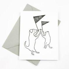 Puppies! Kitties! Cheers!