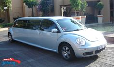 Beetle Limo Front View www.jhblimo.co.za