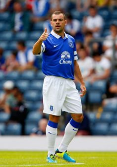 ~ Darron Gibson of Everton FC ~