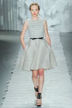 Jason Wu Spring 2012 // NYFW. this has taylor swift written all over it