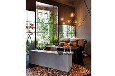 Dormitorio decorado por Cristina Barriga y José María Pascual en Casa Decor Madrid 2013