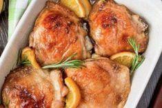 Горжусь этим блюдом: Курица в апельсинах: потрясающе вкусное сочетание!