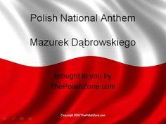 ▶ Polish National Anthem - YouTube