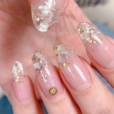 - Best ideas for decoration and makeup - Asian Nails, Exotic Nails, Asian Nail Art, Diy Nails, Cute Nails, Pretty Nails, Diy Natural Nails, Kawaii Nails, Japanese Nail Art