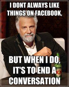➤ See the best Facebook fan page for Pinterest Humor! #memes #mostinterestingman https://www.facebook.com/pinteresthumor